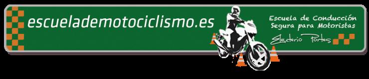 Banner Escuela de Motociclismo