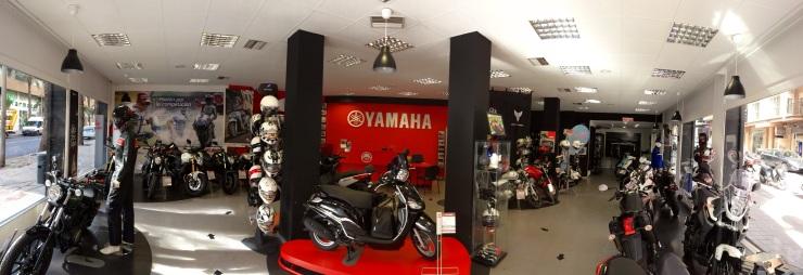 Tienda Alicante Motor Yamaha