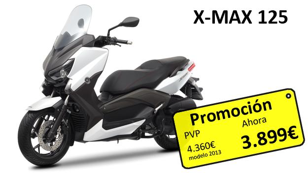 Promocion X-MAX 125