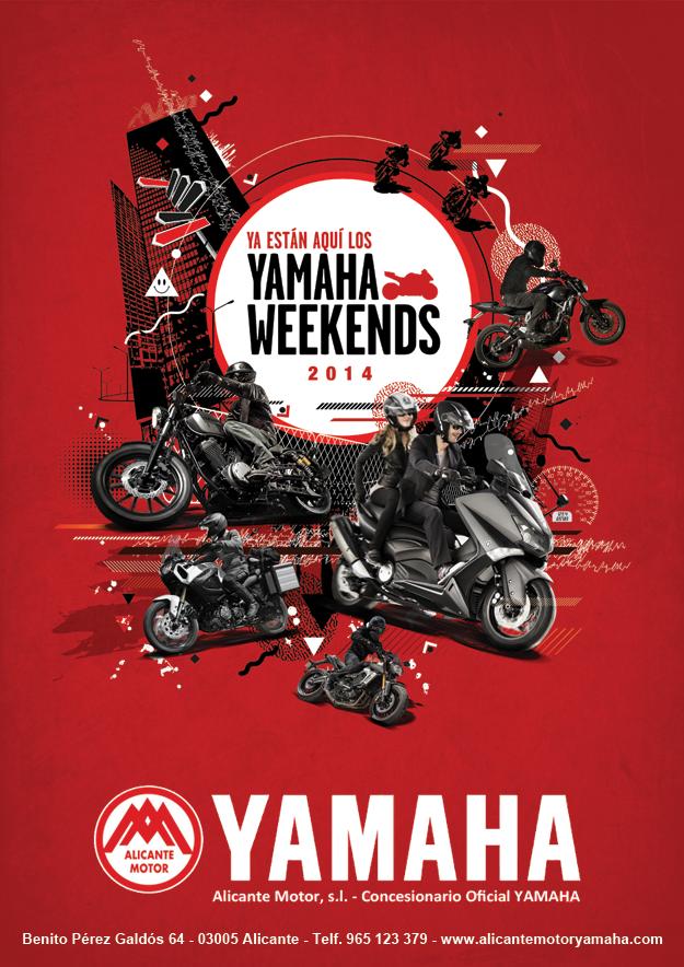 Yamaha Weekends Alicante Motor