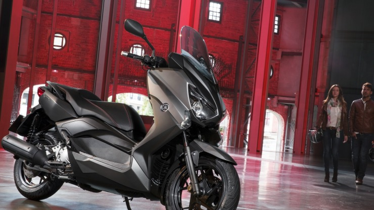 Yamaha X-MAX 250