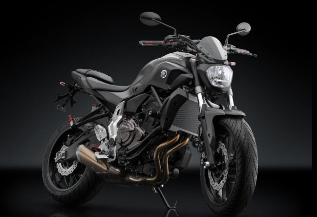 Yamaha MT-07 Rizoma