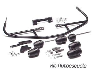 Kit Yamaha MT-07 autoescuela