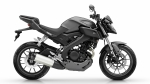 Yamaha MT-125 Matt Grey