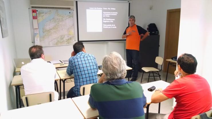 Escuela de Motociclismo Eleuterio Portes