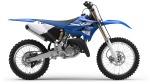 Yamaha YZ125 Racing Blue 2015