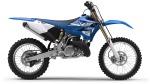 Yamaha YZ250 Racing Blue 2015