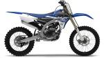 Yamaha YZ250F Racing Blue 2015