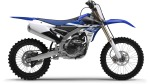 Yamaha YZ450F Racing Blue 2015
