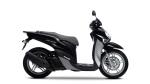 Yamaha X-Enter 125 Midnight Black