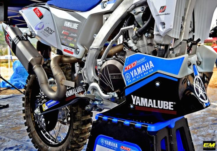 Pont Grup YAMAHA JVO Racing 2015