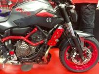 Yamaha MT-07 Moto Cage Alicante Motor 2