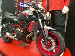 Yamaha MT-07 Moto Cage Alicante Motor 3