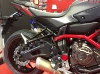 Yamaha MT-07 Moto Cage Alicante Motor 4