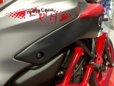 Yamaha MT-07 Moto Cage Alicante Motor 5