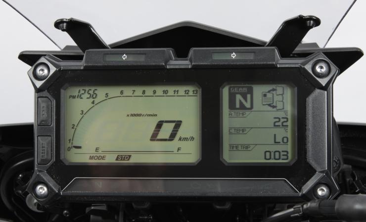 Cuadro instrumentos Yamaha MT-09 Tracer