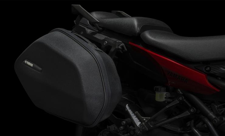 Yamaha MT-09 Tracer maletas laterales