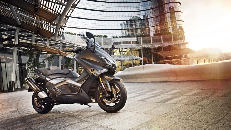 Yamaha T-MAX IRON MAX