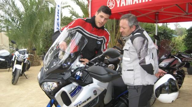 Touratech Travel Event 2015 Yamaha