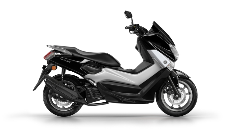 Yamaha N-MAX 125 Midnight-Black
