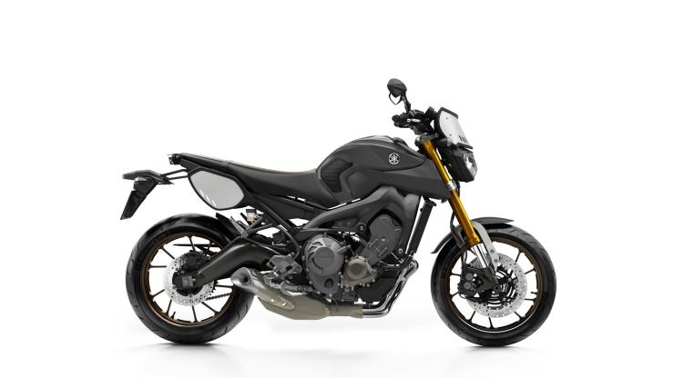 Yamaha MT-09 Sport Tracker 2015