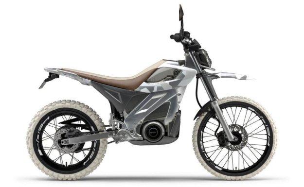 Yamaha PED2 concept bike
