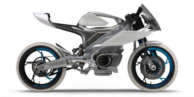Yamaha PES2 concept bike